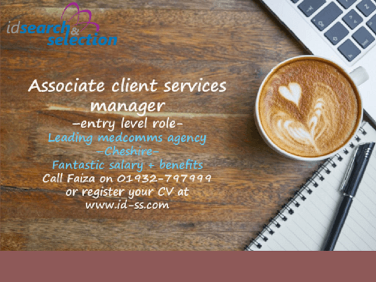 ClientServicesManager Cheshire